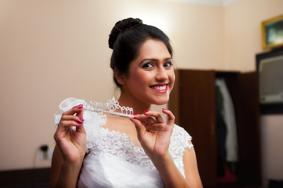 Wedding Photographer India Christian Wedding